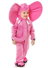 toddler costumes toddler pink elephant costume costumes