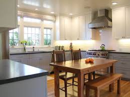 grey and stone kitchen modern country style shaker kitchen with