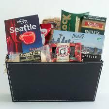 seattle gift baskets celebration gift baskets send the best of the northwest