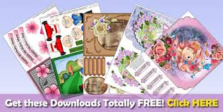 free card downloads for crafters on craftsuprint