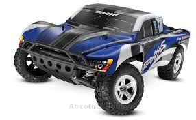 traxxas monster jam trucks traxxas slash 1 10 rtr electric 2wd short course truck w tq 2 4ghz