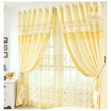 Yellow Curtain Yellow Curtains Yellow Patterned Curtains Bright Yellow Curtains