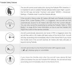 rth how it works and what to avoid dji forum