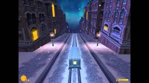 the polar express game part 4 youtube