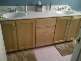 Cabinet Doors For Refacing Amazing Refacing Bathroom Cabinets Ideas Awesome House On Reface