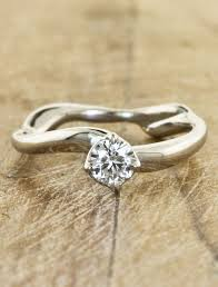 nature inspired engagement rings nature inspired engagement rings andino jewellery