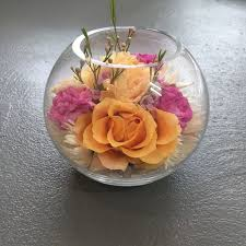 Goldfish Bowl Vase Best 25 Fish Bowl Vases Ideas On Pinterest Diy Flower