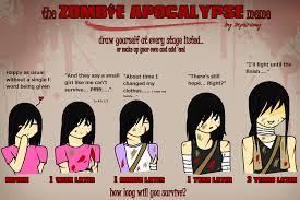 Meme Zombie - zombie apocalypse meme by adorableevil29 on deviantart