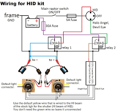 how to install the hid kit yamaha raptor forum
