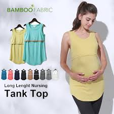 maternity nursing maternity nursing bamboo tank top sweet