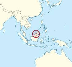 brunei map in world file brunei in the world detail png wikimedia commons