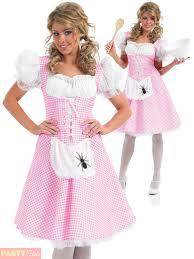 ladies dorothy miss muffet goldilocks bo peep costume adults book