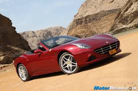 ferrari california 2016 2016 ferrari california t first drive review motorbeam
