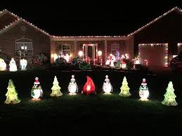 Tasteful Outdoor Christmas Decorations - 94 best christmas blow molds images on pinterest christmas