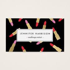 Makeup Business Cards Designs 152 Best Pattern Business Cards Images On Pinterest Business
