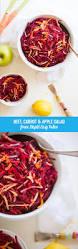 Easy Salad Recipe by Beet Carrot U0026 Apple Salad Recipe U2013 Stupid Easy Paleo
