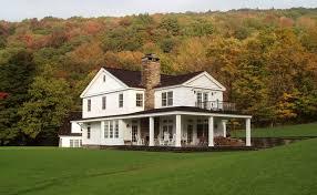 farmhouse wrap around porch rustic white farmhouse with the wrap around porch like the type i