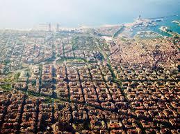 barcelona city view heroic urbanism the barcelona block urb an ism o