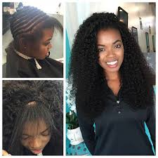 best way to sew in a weave for long hair best 25 curly hair sew in ideas on pinterest curly sew in