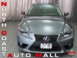 used lexus suv cleveland ohio 2015 used lexus is 250 4dr sport sedan automatic awd at north
