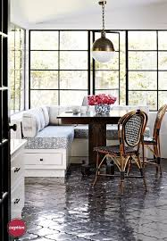 abby manchesky interiors the perfect fabrics for your breakfast nook