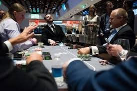 how many poker tables at mgm national harbor a poker pro goes all in on mgm national harbor and its rich card