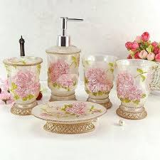 268 best bathroom set accessories images on pinterest bathroom