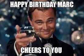 Happy Birthday Old Man Meme - happy birthday marc meme birthday best of the funny meme