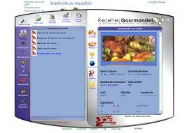 logiciel recette cuisine gratuit les logiciels de cuisine des recettes pour tous les cuisiniers