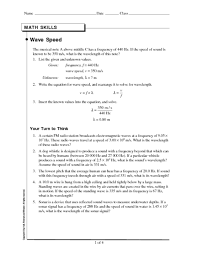 velocity and acceleration calculation worksheet answers free