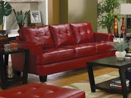 Red Living Room Sets by Uncategorized Samuel Red Leather Living Room Set 501831 From
