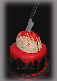 Halloween Decorations Cakes Image Detail For Halloween Bloody Brain Cake Jacqui U0027s Cakes