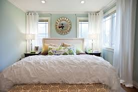 bedroom stunning home design frantic with white curtain pillow