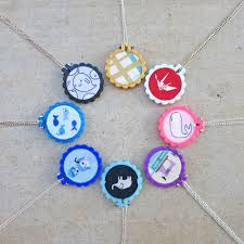 bottle cap necklaces for sale ten embroidery hoops for holding tiny stitches