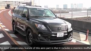 lexus lx price usa elford lx570 lexus lx 570 2012 youtube