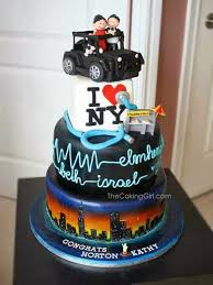 wedding cake nyc nyc style and a cannoli new york city cake designs