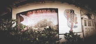 scorpion studios tattoo