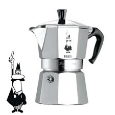 espresso maker bialetti retro looking coffee maker new bialetti 6800 moka express 6 cup