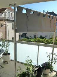 balkon regenschutz unglaubliche ideen regenschutz terrasse seitlich haus dekoration