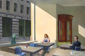 A Clean Well Lighted Place Edward Hopper Cormac Looney