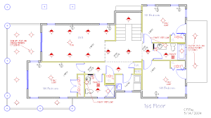 house wiring diagram of a typical circuit and residential diagrams