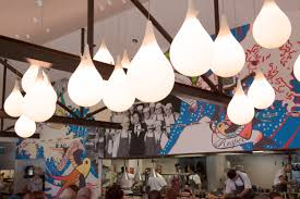 Restaurant Kitchen Lighting Free Images Open Architecture Restaurant Ceiling Lighting