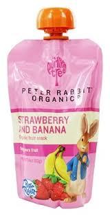 rabbit organics buy rabbit organics organic fruit snack 100