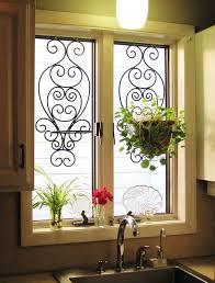 Curtains For Kitchen Window by Best 25 Kitchen Window Treatments Ideas On Pinterest Kitchen