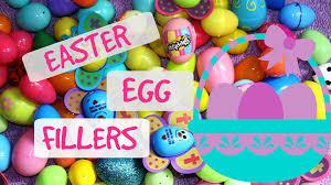easter egg filler ideas surprise eggs youtube