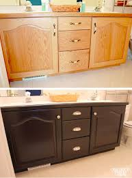 Painted Bathroom Cabinet Ideas Lovely Painting Bathroom Cabinets Ideas Best Ideas About Painting