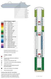 columbus deck plans cruise u0026 maritime voyages us
