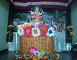 ganpati mandap decoration at home home decor