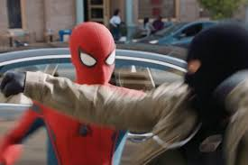 peter parker takes his driver u0027s test in audi u0027s spider man tie up