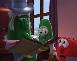 veggie tales easter veggietales easter carol screenshots